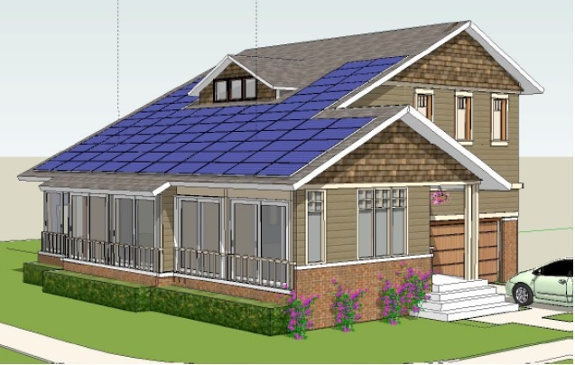 Affordable, Zero-Energy Homes
